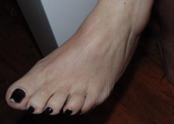 Fußnägel für Fußliebhaber