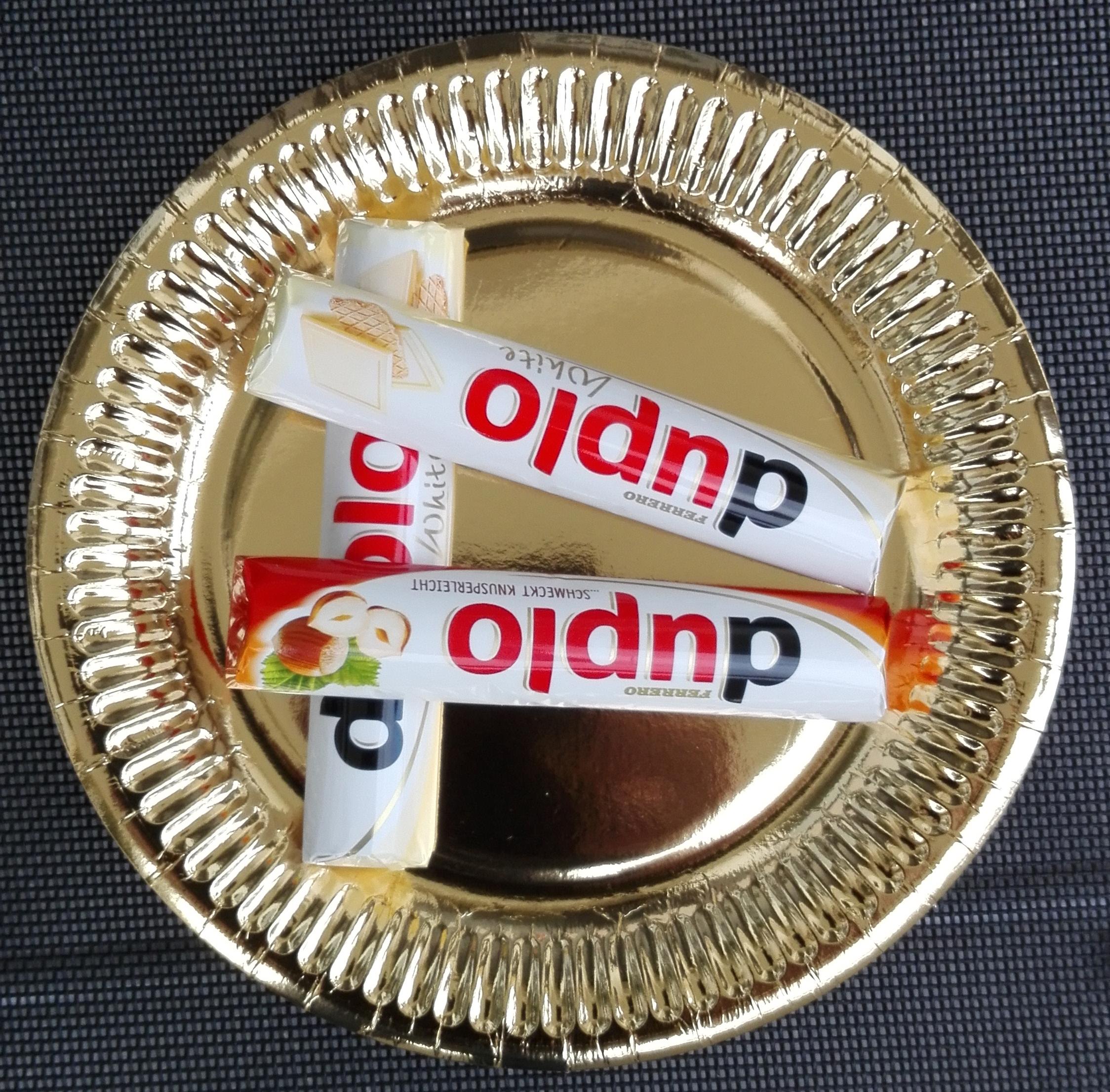 DUPLO veredelt durch Kaviar
