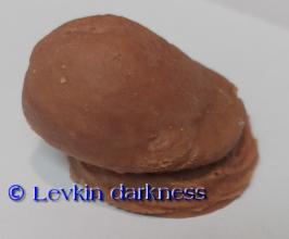 Schokoladen Eichel
