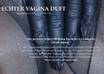 Echter Vaginalduft