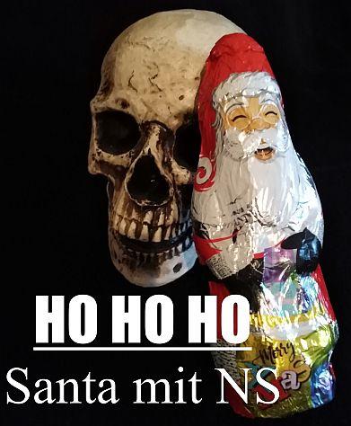 HoHoHo Sante mit NS